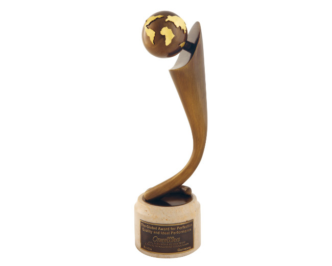 The Global Award For Perfection,Quality & Ideal Performance
