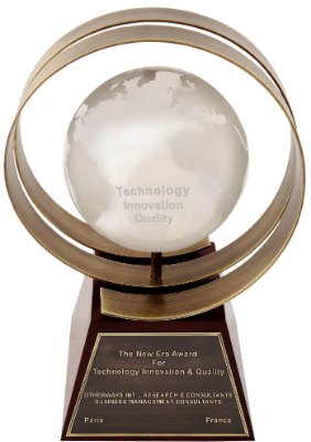 The New Era Award for Technology Innovation And Quality 25-26 March